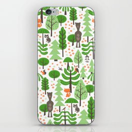 Wildwood iPhone Skin