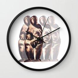 primeval Venus Wall Clock