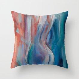 Sensuelle Throw Pillow