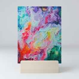 Elements Mini Art Print