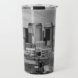 Los Angeles from the 110 Travel Mug