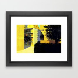 Room 10 Framed Art Print