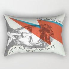 .Starman. Rectangular Pillow