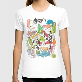 Sushi Bar: Point of Nori-turn T-shirt
