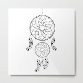 Dream catcher Metal Print