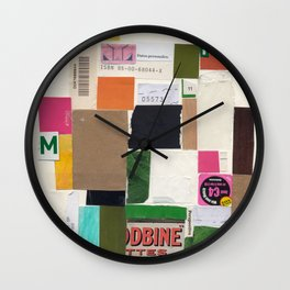 Daily Routine Wall Clock