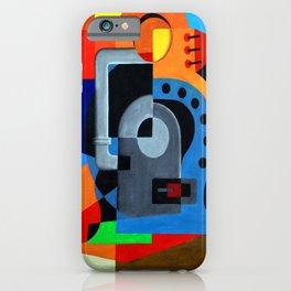 Luigi Colombo Mechanical Idol iPhone Case