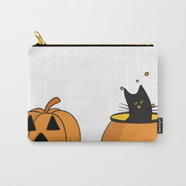 Witchcraft Starter Kit Cat Witch Funny design For Halloween Carry-All Pouch