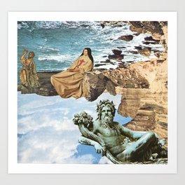 Return to Atlantis Art Print