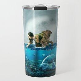 The lost Aquarium Travel Mug