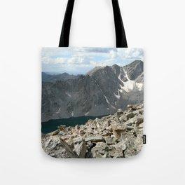 Holy Cross Mountain Tote Bag