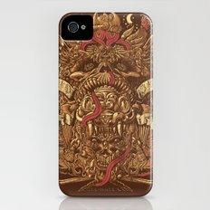 Sed de Sangre iPhone (4, 4s) Slim Case