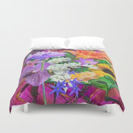 Color Riot Duvet Cover