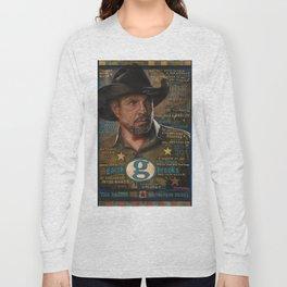 Garth Brooks Long Sleeve T-shirt