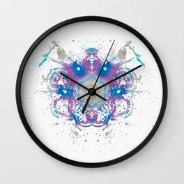 Inkdala XXXIII - Psychology Art Wall Clock