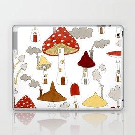 mushroom homes Laptop & iPad Skin