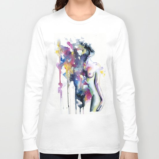 Half of me Long Sleeve T-shirt