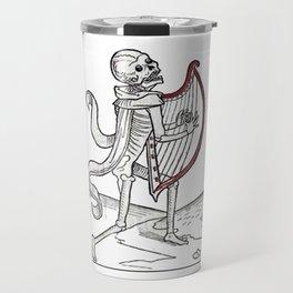 Death music Travel Mug