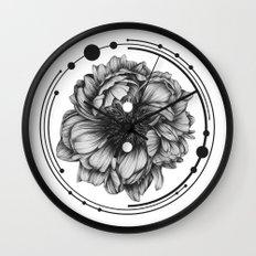 Elliptical II Wall Clock