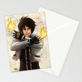 Kyo Kusanagi Stationery Cards