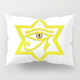 All Seeing MerKaBa Eye Pillow Sham