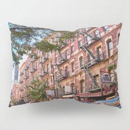 Lower eastside new york Pillow Sham