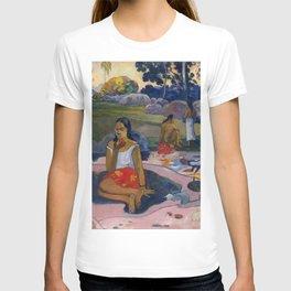 "Paul Gauguin ""Nave Nave Moe - Sacred Spring Sweet Dreams"" T-shirt"