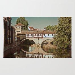 Romantic Nuremberg Rug