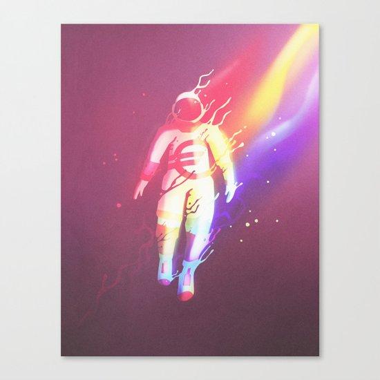 The Euronaut Canvas Print