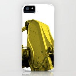 Maschine  iPhone Case