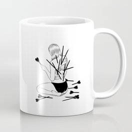 I fall in love too easily Coffee Mug