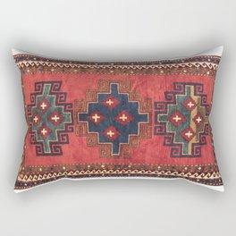 Armenian Carpet Rectangular Pillow
