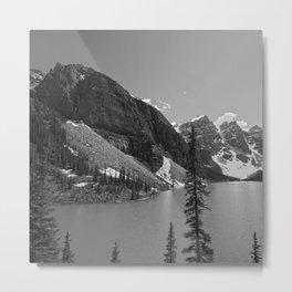 Moraine Lake | Alberta Canada Metal Print