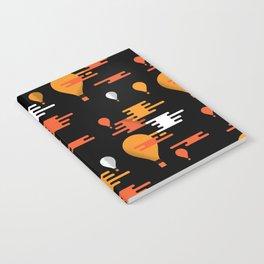 Travel - Hot Air Notebook