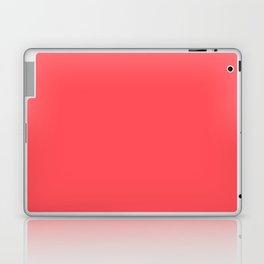 Fiery Coral Laptop & iPad Skin