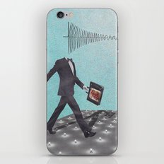 La valise iPhone & iPod Skin