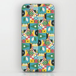 Citizen of the World iPhone Skin