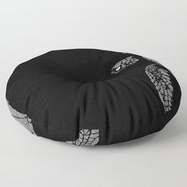 Sea Turtle Floor Pillow