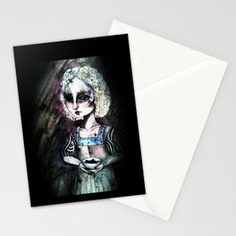 Little Miss Muffet Stationery Cards