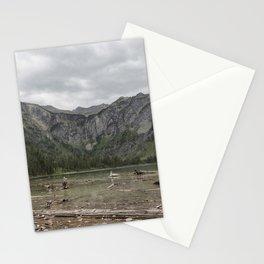 Avalanche Lake No. 1 - Glacier NP Stationery Cards