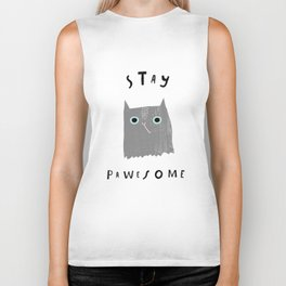 Catisfaction No. 11 Biker Tank