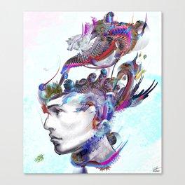 Transients Canvas Print