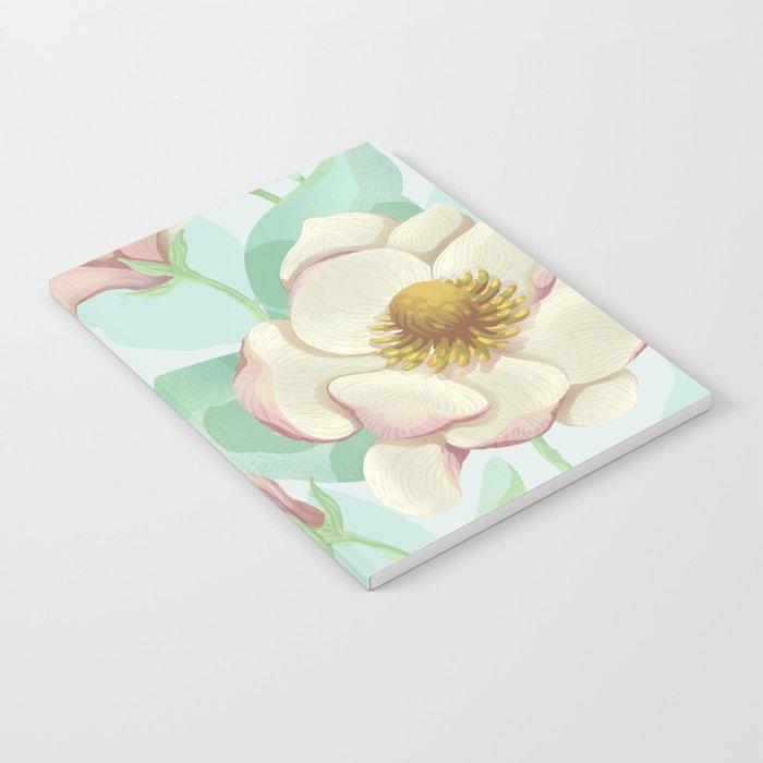 magnolia bloom - fairy version Notebook