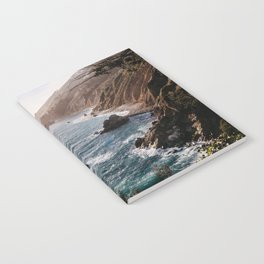 Big Sur Coast Notebook