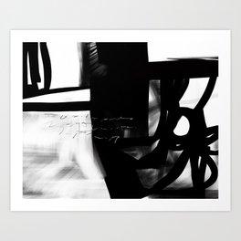 Letter #3 Art Print