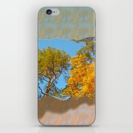 Magic Tree Ride iPhone Skin