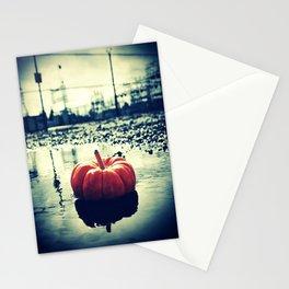 Stranded pumpkin Stationery Cards