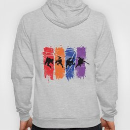TEENAGE MUTANT NINJA TURTLES Hoody