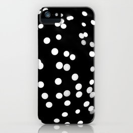 Bulbous Bokehs iPhone Case