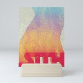 Sith Mini Art Print